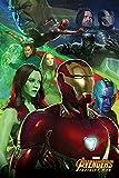 Avengers: Infinity Krieg 'Iron Man' Maxi Poster, 61 x 91.5