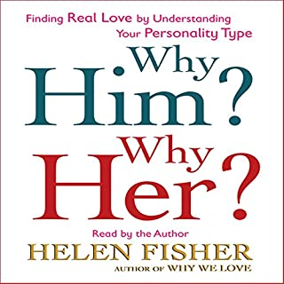Why Him? Why Her? audiobook cover art