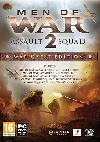 Men Of War: Assault Squad 2 - War Chest Edition Pc- Pc