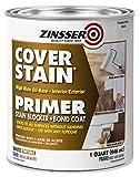 Rust-Oleum 3554 Zinsser High Hide Cover Stain Primer and Sealer, White