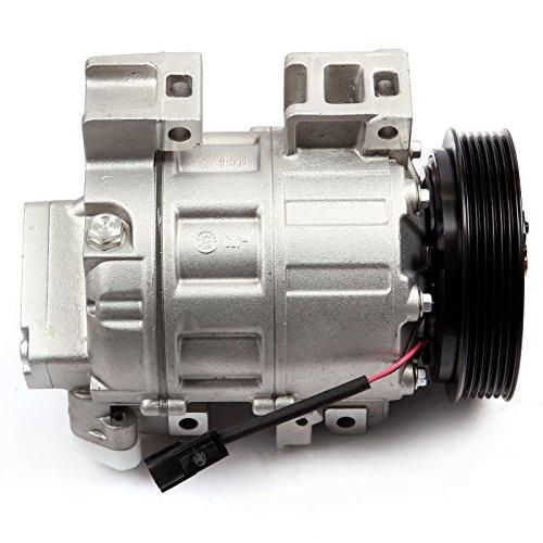 SCITOO Air Conditioning Compressor CO 10886C Altima 2007-2012 Sentra 2007-2009 2.5L