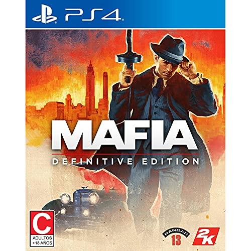 [PS4] Mafia Definitive Edition - $16.27 at Amazon