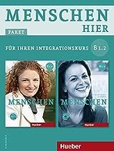 Menschen hier B1/2. Paket: Kursbuch mit DVD-ROM und Arbeitsbuch mit Audio-CD: Deutsch als Zweitsprache / Paket: Kursbuch