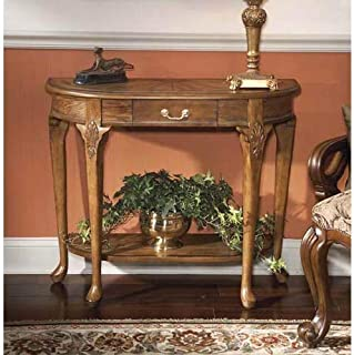 Butler Specialty Company Vintage Oak Console Table