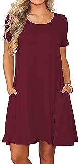 womens summer shirt dresses