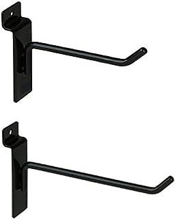 Only Garment Racks Commercial Grade Slatwall Panel Hooks – Heavy Duty Slatwall Hooks for Any Retail Display, Assortment Pa...