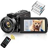 Best Video Cameras - Video Camera Camcorder Weton 2.7K HD 42.0MP Vlogging Review