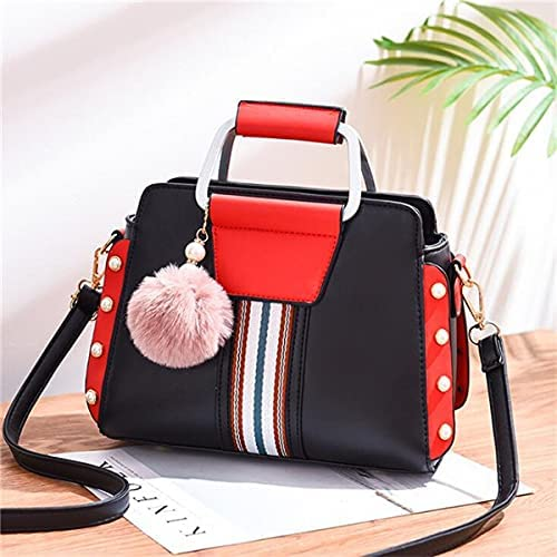 zyylppylw Bargain Shoulder Bags Contrast Max 40% OFF Tre Elegant Bag Colors