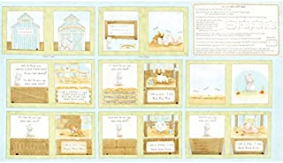 Timeless Treasures Bunnies by The Bay Fabric Book 24