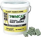 Motomco Tomcat All Weather Bait Chunx,...