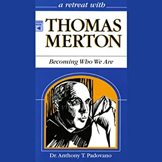 A Retreat with Thomas Merton audiobook cover art