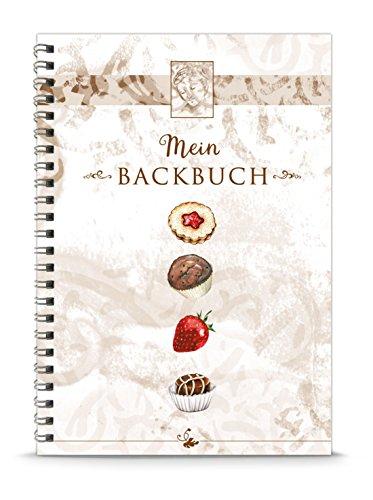 Rezeptbuch zum Selberschreibe BACKBUCH -