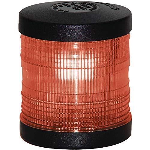 Aqua Signal Série 25 All Round Borne lumière rouge – Noir, 25004–7