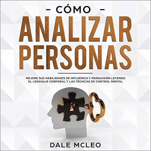 Cómo Analizar Personas [How to Analyze People] cover art