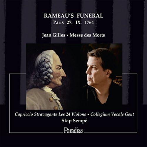 Skip Sempé, Capriccio Stravagante Les 24 Violons & Collegium Vocale Gent