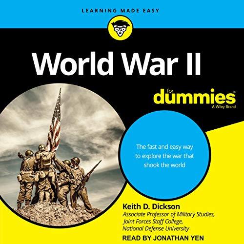 World War II for Dummies Titelbild