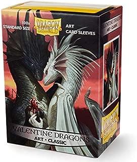 Dragon Shield: Art Sleeves Classic - Valentine Dragons