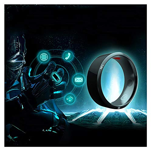 ZDY R3 NFC Smart-Ring magische Finger Wear Wearable Smart-Ring für Android IOS Windows Mobile Phone,12