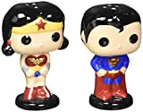 Funko Pop Home DC Comics Salero y Pimentero Superman & Wonder Woman, Multicolor (FK9765)...
