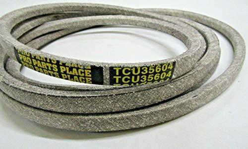 """Pro Parts Place OEM SPEC Belt Compatible with John Deere TCU35604 Z915B Z915E Z920M Z930M Z930R Z950M 60"""" Decks -  PIX/SUN/AI"""