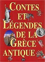 Contes et légendes de la Grèce antique de Lucie Vérain