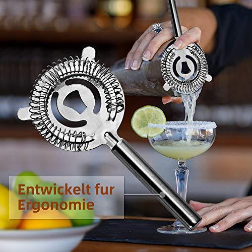 Cocktail Shaker, Cocktail Set - 4