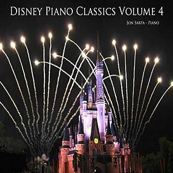 Disney Piano Classics, Vol. 4