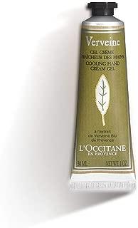L'Occitane Verbena Cooling Hand Cream Gel, Net Wt. 1 oz.