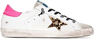 Golden Goose Luxury Fashion Donna GWF00101F00011580164 Bianco Pelle Sneakers | Stagione Permanente