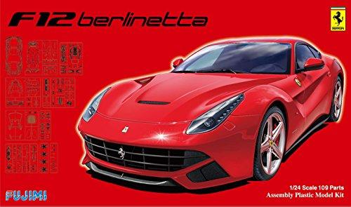 1/24 Rial Sports Car Series No.33 Ferrari F12 DX