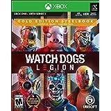 Watch Dogs Legion: Gold Steelbook Edition (輸入版:北米) - XboxOne