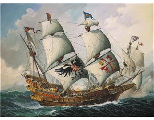Revell 05620 - Spanische Galleone im Maßstab 1:96