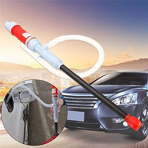 Ocamo - Sifón eléctrico a Pilas para Bombas de Agua y Aceite