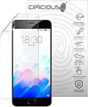 Celicious Vivid Plus Mild Anti-Glare Screen Protector Film Compatible with Meizu M3 Note [Pack of 2]