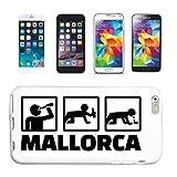 Reifen-Markt Funda Compatible para Samsung Galaxy S3 Mallorca, España, vacaciones, Mediterráneo,...