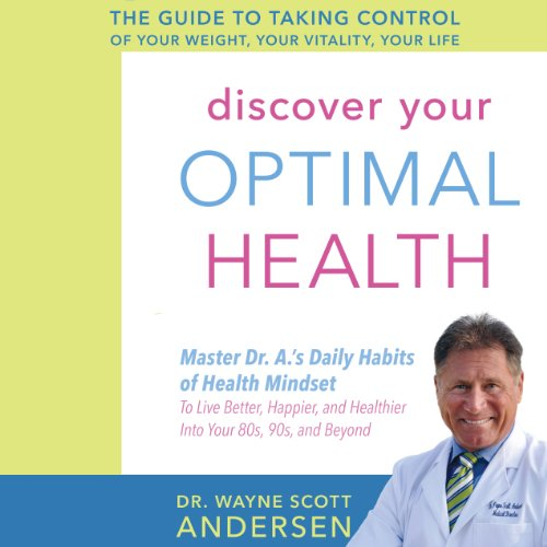 Discover Your Optimal Health audiobook cover art