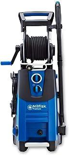 Nilfisk Hidrolimpiadora P 180 Bar con Motor de inducción, limpiadora de Agua a presión para hogar, Exteriores y Limpieza d...