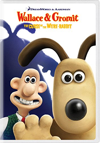 Wallace & Gromit: The Curse of the Were-Rabbit [DVD]
