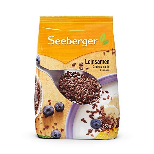 Seeberger Graines de Lin 1 Unité-250g