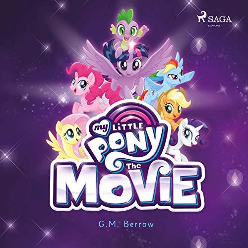 My Little Pony. Das Hörbuch zum Film Titelbild