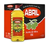 Aceite Oliva Suave Abril Pet 5 Litros - Caja de 3 garrafas