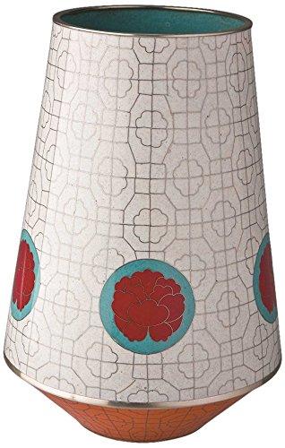 Piling Palang Handgefertigte, japanische Cloisonne-Vase, hoch