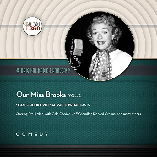 Our Miss Brooks, Vol. 2 audiobook cover art