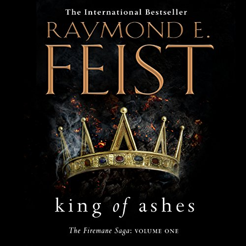 King of Ashes cover art