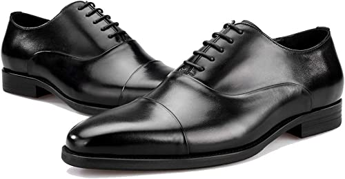 DANDANJIE Hommes De Conduite Chaussures De Vacherie Comfort British Oxfords Party & Evening Accent