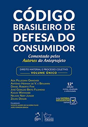 Código Brasileiro de Defesa do Consumidor - Volume Único
