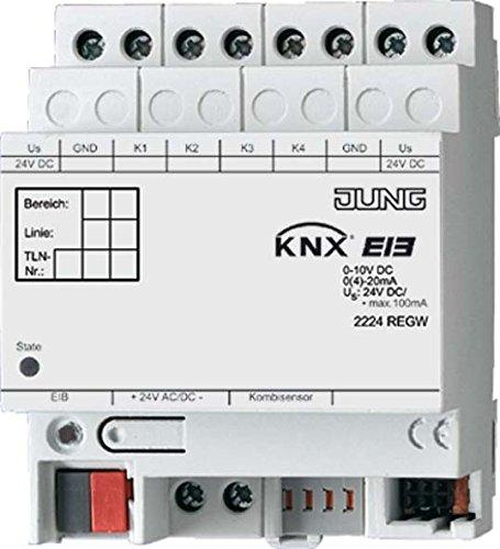 Jung 2224REGW KNX Wetterstation