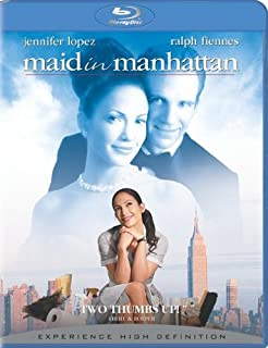 Maid in Manhattan [Blu-ray] [Importado]