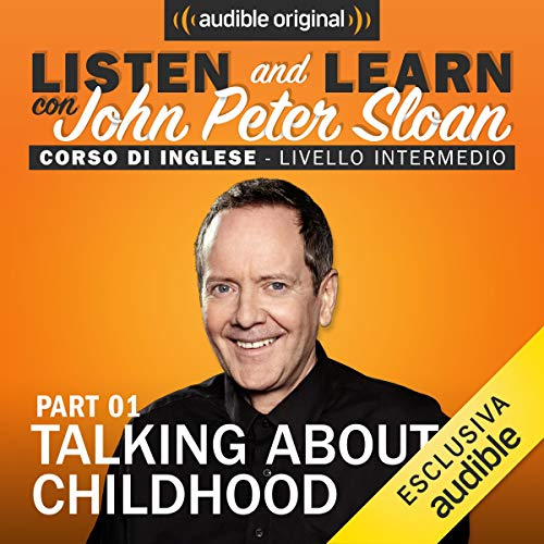 Talking about childhood 1 (Lesson 5) copertina
