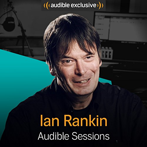 Ian Rankin cover art